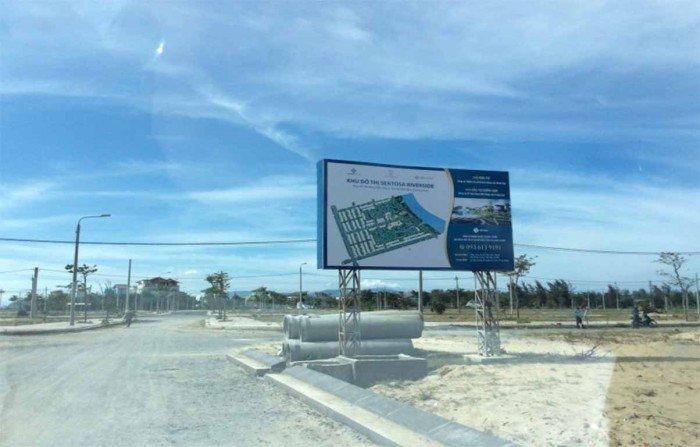 Khu đô thị mới Sentosa Riverside, bên cạnh CoCo Bay giá trị tìm năng kinh tế cao