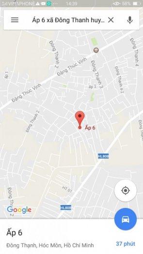 Bán 7,8 ha đất Nguyễn Ảnh Thủ, Hóc Môn số đỏ 168 tỷ