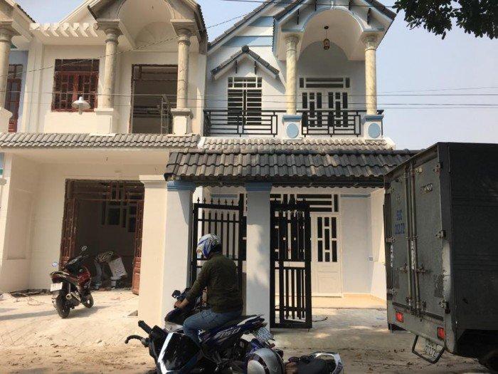 Bán nhà phố gần chợ Thuận giao, Thuận an, Bình Dương