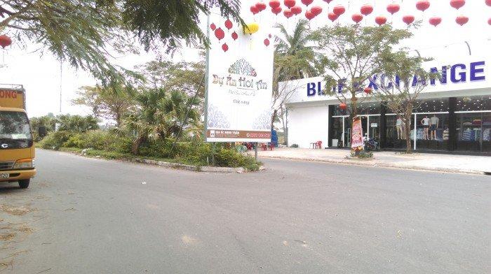 Mở bán khu phố thương mại trung tâm phố cổ hội an, 35TR/M2