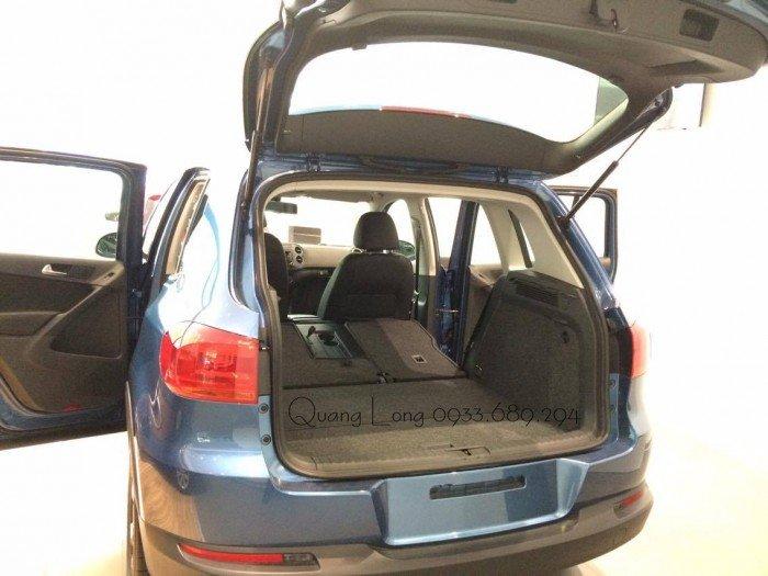TIGUAN SUV cỡ nhỏ đến từ Đức 1