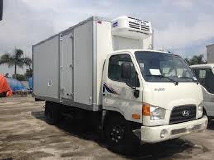 Xe tải hyundai hd72 đông lạnh nhập khẩu nguyên chiếc 0