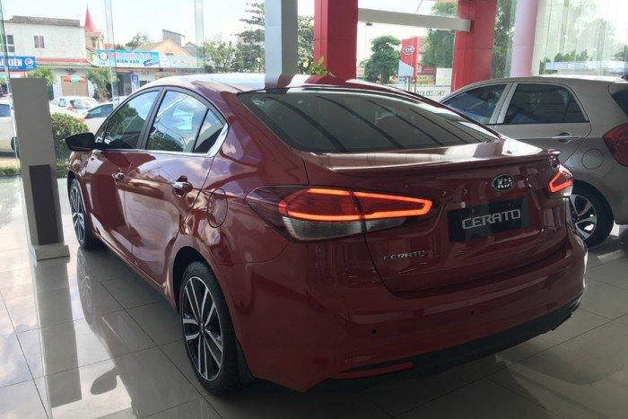 Kia Nghệ An Đại lý chính thức Kia Cerato giá tốt, đủ màu, hỗ trợ trả góp 80% 2
