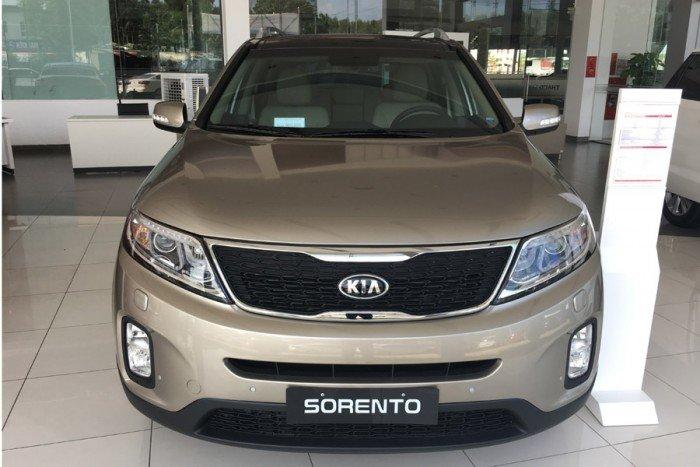 Kia Nghệ An Duy nhất chính hãng Kia Sorento DATH dòng SUV 7 chỗ gầm cao đa dụng