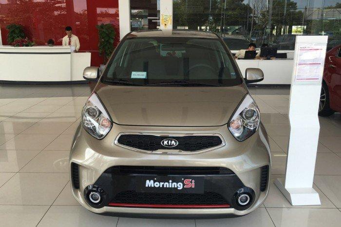 New!!! Kia Morning Si (MT) chính hãng, duy nhất tại Kia Vinh nhiều ưu đãi và quà tặng hấp dẫn