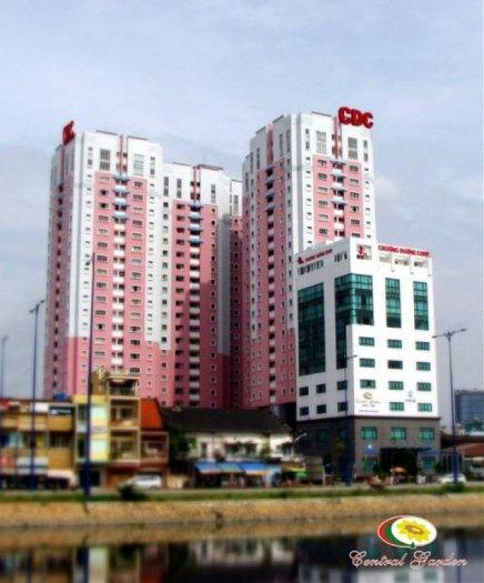 Cho thuê căn hộ chung cư Central Garden - Q1,  dt 80m, 2 phòng  ngủ,