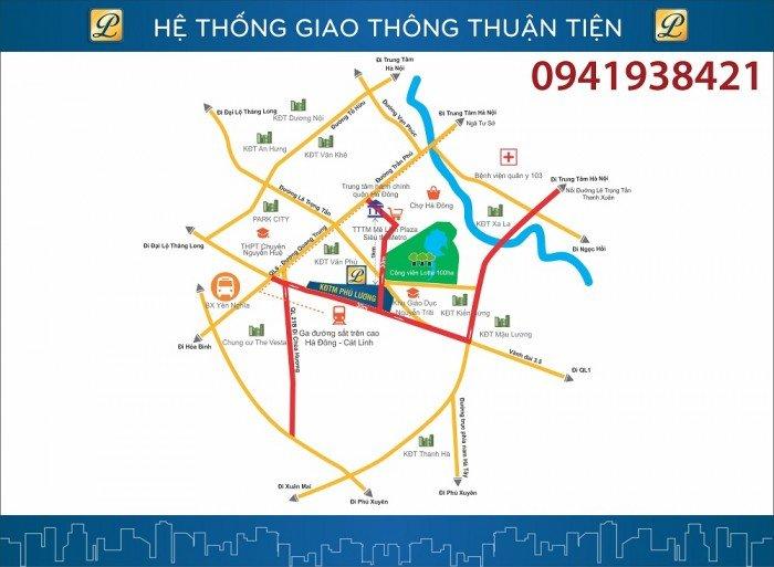 Chính Chủ Bán Lô Liền Kề Phú Lương Mặt Đường 30m Giá 30Tr/m2