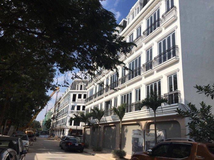 Nhà mặt phố Mỹ Đình,kinh doanh tốt (86m2,6T) có thang máy,hầm,2 mặt tiền