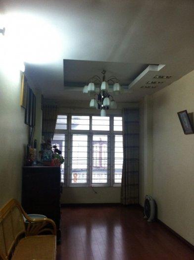 Bán nhà 5t phân lô ô tô đỗ cửa ngõ 230 phố Lạc Trung