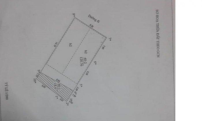 Bán đất phân lô oto Vũ Ngọc Phan, Đống Đa: 70 m2, mt 4.2m, 8.5 tỷ.
