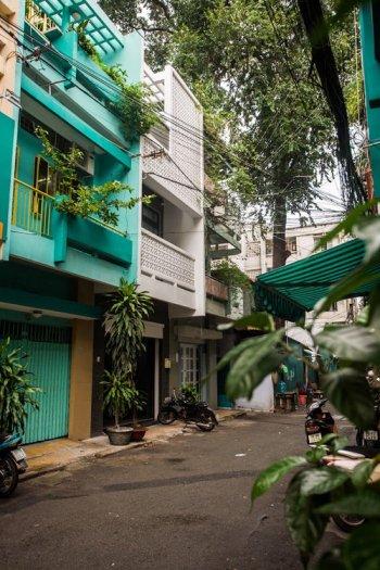 Nhà hẻm 24  Võ Thị Sáu Ninh Kiều Cần Thơ