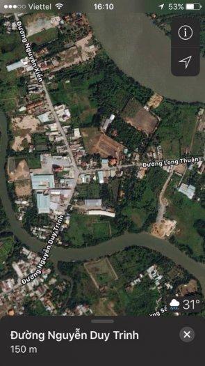 Góc 2 MT đường 30m, ngay ngã 3 Nguyễn Duy Trinh - Long Thuận, giá 1.22 tỷ