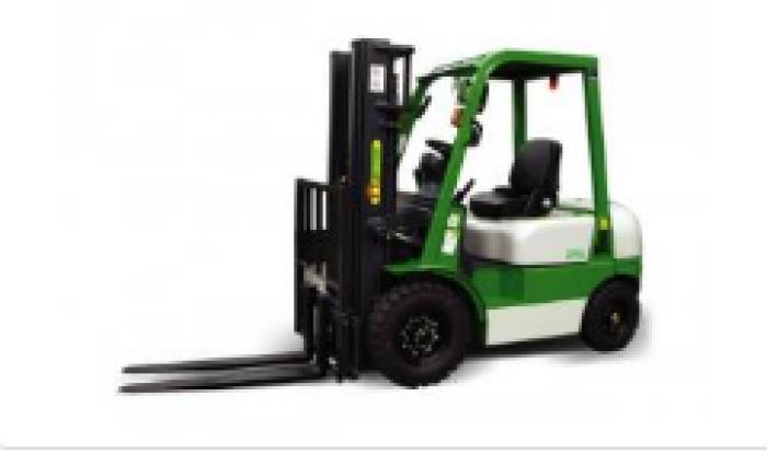Xe nâng động cơ dầu mới 2.5 tấn hiệu Artison. FD25 0