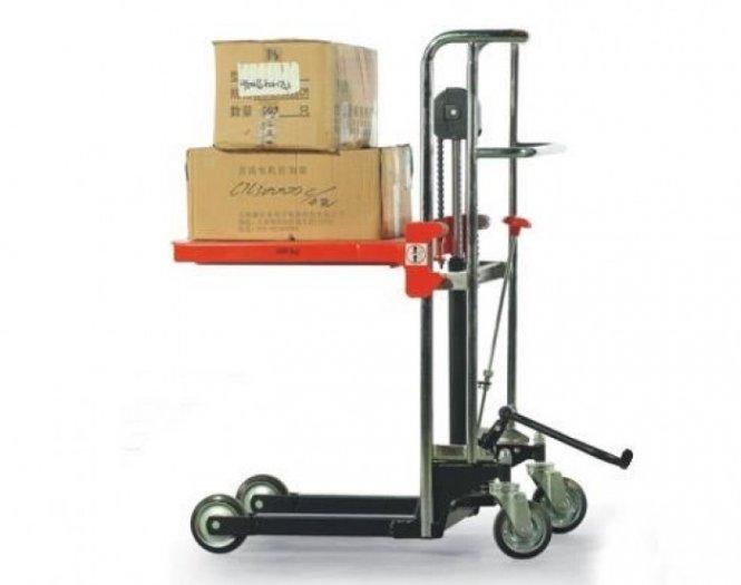 Xe nâng tay cao 400kg lên 1.5M giá rẻ HS04/15