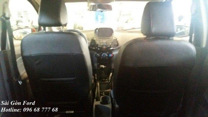 Ford Ecosport số sàn, hỗ trợ trả góp lãi suất thấp, tặng full phụ kiện, giao xe nhanh 5