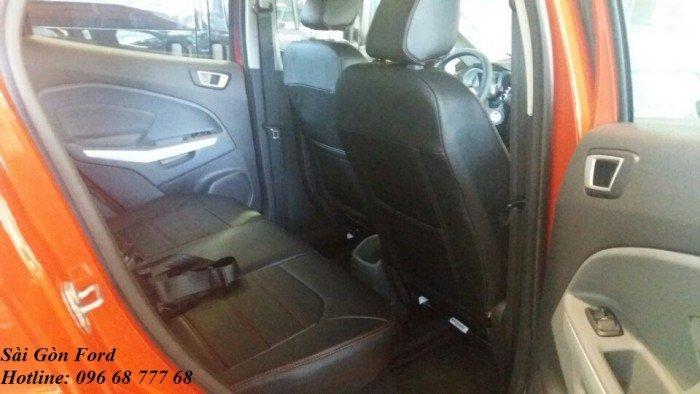 Ford Ecosport số sàn, hỗ trợ trả góp lãi suất thấp, tặng full phụ kiện, giao xe nhanh 8