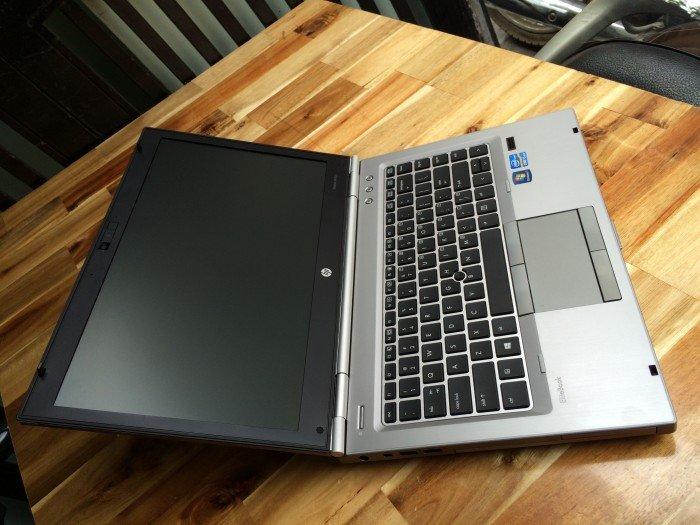 Laptop hp elitebook 8460p, i5 2520M, 4G, 320G, đẹp, giá rẻ