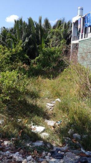 Đất 75m2 giá chỉ 10,8tr/m2 khu vực Nhà Bè