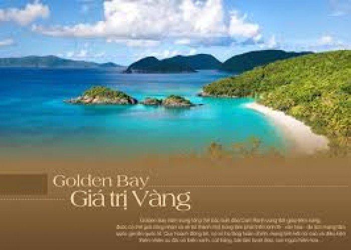 Đất nền biệt thự ngay sân bay quốc tế Cam Ranh, Golden Bay Bãi Dài chỉ từ 4,3tr/m2