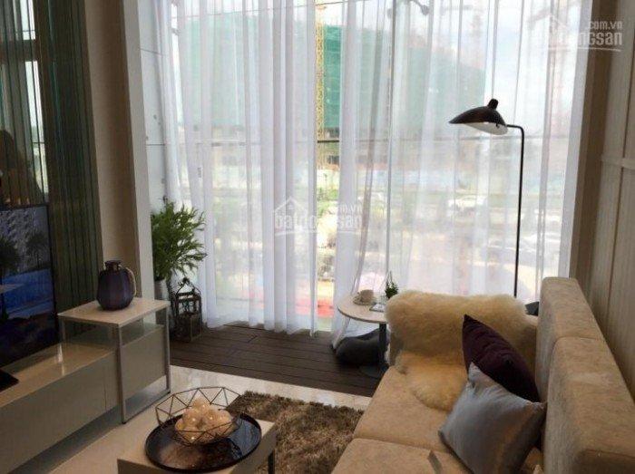 Cho thuê căn hộ cao cấp Giai Việt B2, 3pn,3wc.