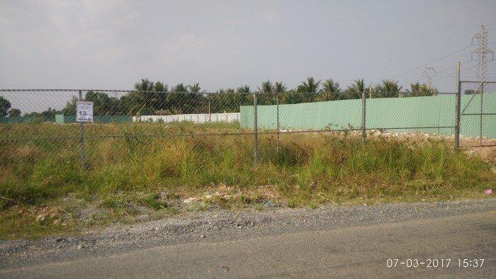 Cơ hội sở hữu đất bình chánh MT đường nhựa lớn,gần cao tốc,vị trí cực đẹp giá siêu lợi nhuận