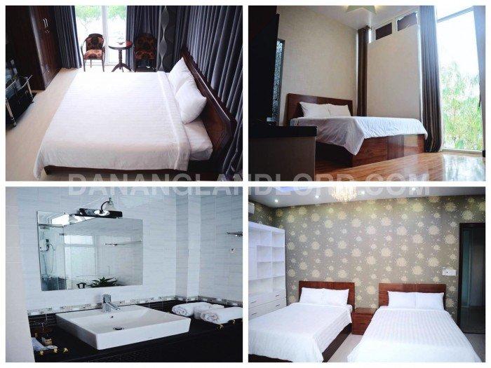 Villa 7 phòng ngủ khép kín khu Phạm Văn Đồng