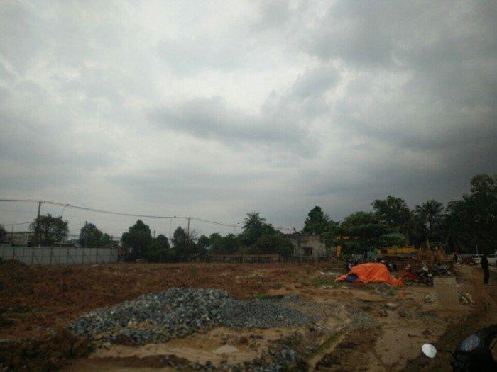 Đất view sông Đồng Nai, mặt tiền Bùi Hữu Nghĩa đang hoàn thiện hạ tầng