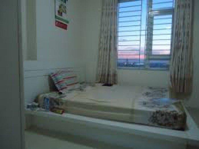 Cho thuê căn hộ chung cư Quốc Cường  Q.7 dt 101m, 3 phòng ngủ,