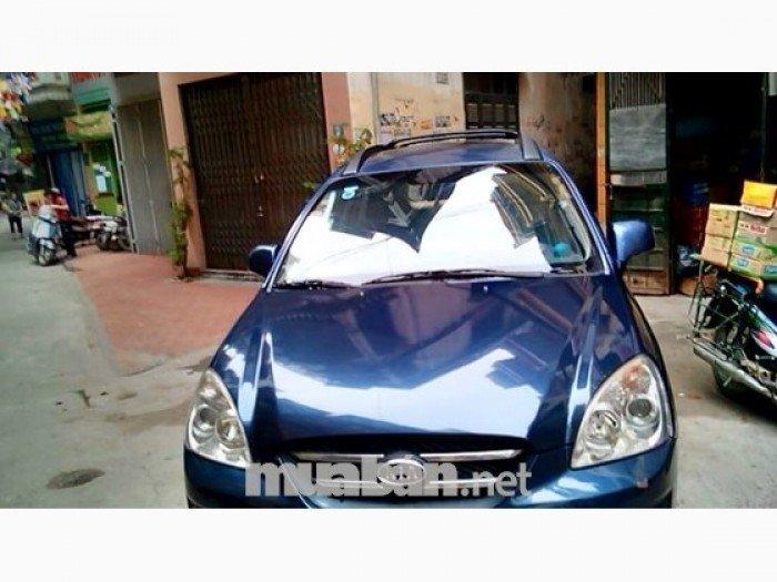 Kia Carens sản xuất năm 2007 Số tay (số sàn) Dầu diesel