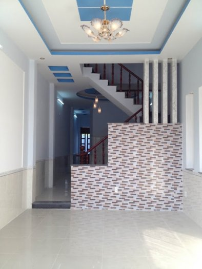 Nhà mới 2 lầu Vĩnh Viễn Q10 3.2x9.2m Giá 3.15 tỷ