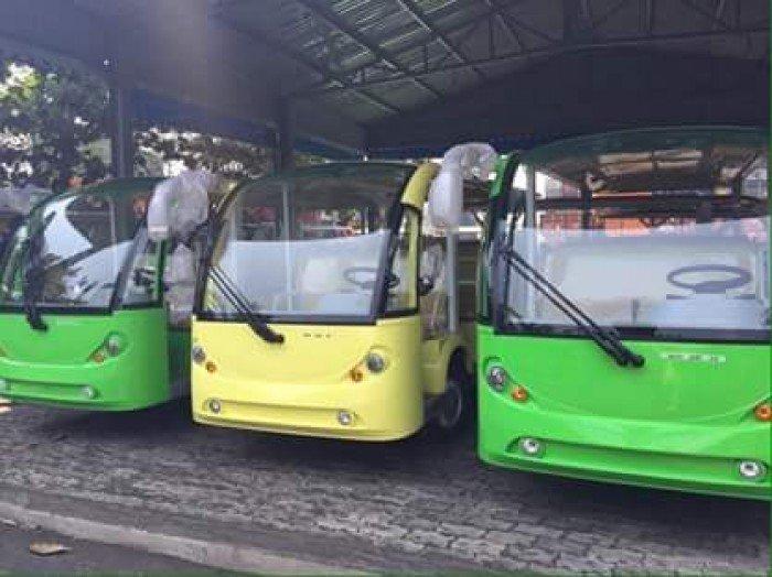 Cung cấp xe điện du lịch chở khách, xe điện chở hàng