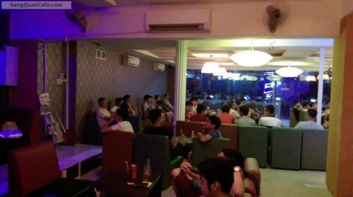 Sang Quán Cafe -Máy Lạnh - Cơm Văn Phòng số D1 đường Thất Sơn, F 15, Quận 10