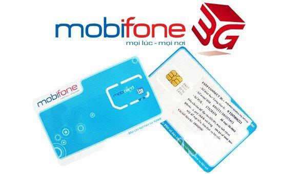 Thẻ cào data 3G mobifone.Sim 3G mobifone
