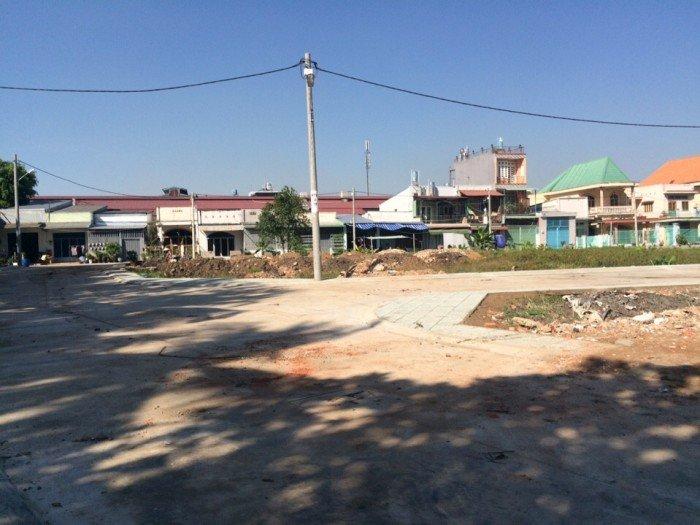 Mở bán 40 lô đất nền tại đường Thống Nhất nối dài phường 16 quận Gò Vấp.