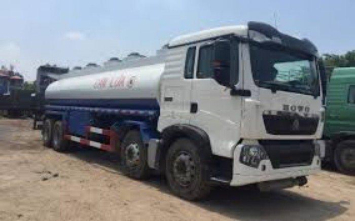 Xe bồn chở xăng dầu 6,11, 12m3, Long Biên, Hà Nội 2016, 2017