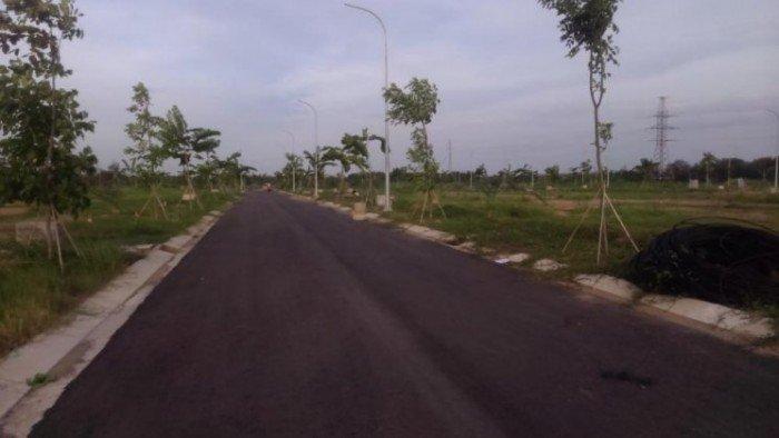 Đất thổ cư, 100m2,shr, lô 29, đường a07 lò lu, q9