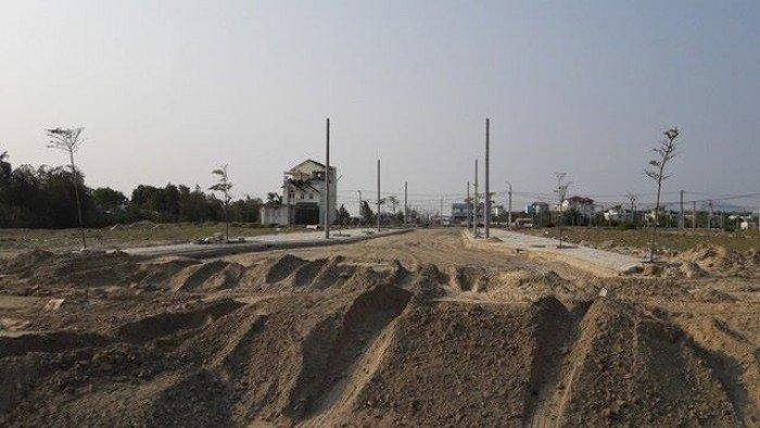 Bán đất 141m2 mặt tiền đường 7.5m giá 620tr