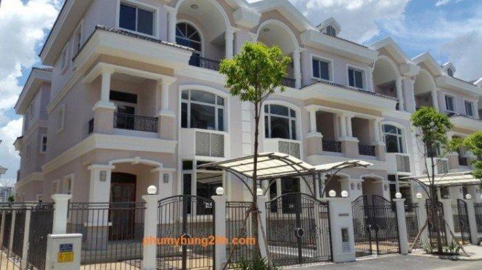 Cần bán gấp biệt thự đơn lập Nam Viên – Mỹ Văn 2 Phú Mỹ Hưng - Quận 7