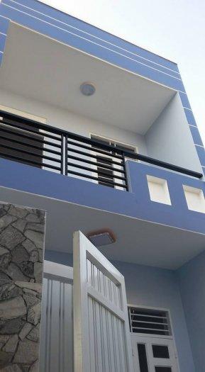 Nhà bán đường Phan Huy Ích p12 Gò Vấp , dt: 4.5x6.5m. Nhà đúc 1 trệt 1 lầu, giá: 1.2 tỷ