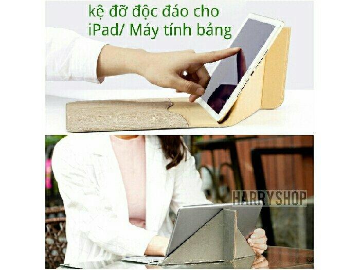 Bao chống sốc kiêm kệ đỡ cho Ipad và máy tính bảng 9.7 inch1