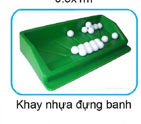 Khay đựng bóng golf bằng nhựa1