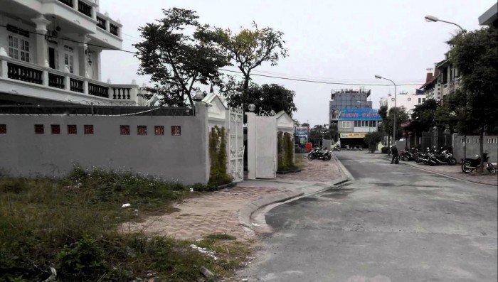 Bán 62m2 đất vị trí đẹp khu TĐC tổ 21 Thượng Thanh, Long Biên, HN. Gía 3.41 tỷ