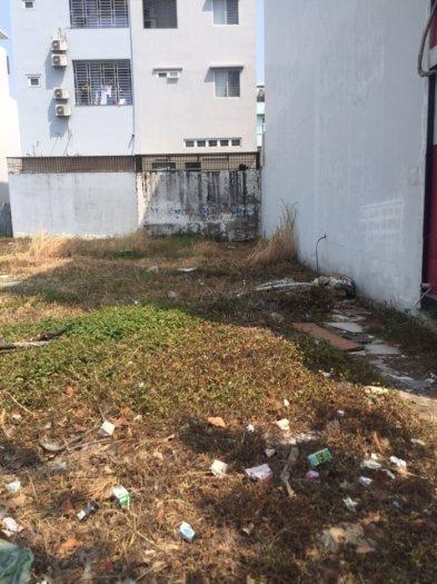 Kẹt ngân hàng cần bán đất mặt tiền hoàng Quốc Việt, Phú Thuận, Quận 7, kinh doanh sầm uất. DT5x25m, giá 50 triệu/m2