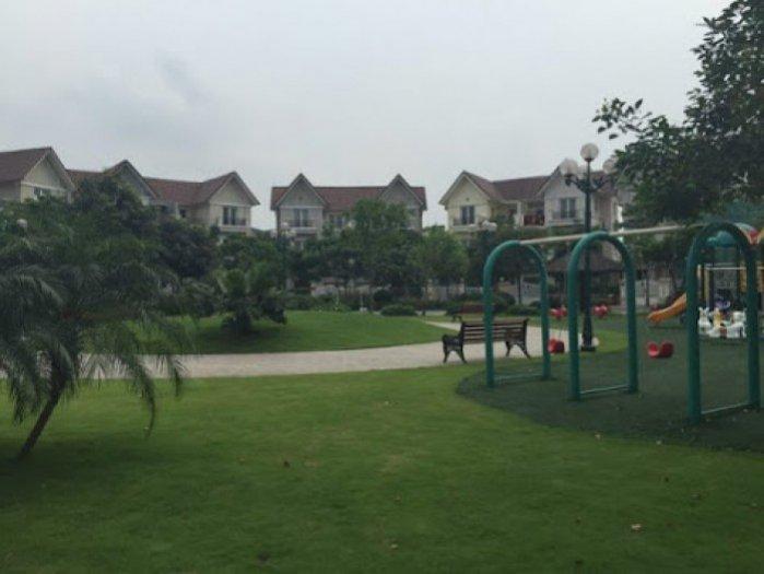 Bán biệt thự KĐT Trung Văn, Từ Liêm Hà Nội 125m2x4T tiện KD, làm VP cực đẹp