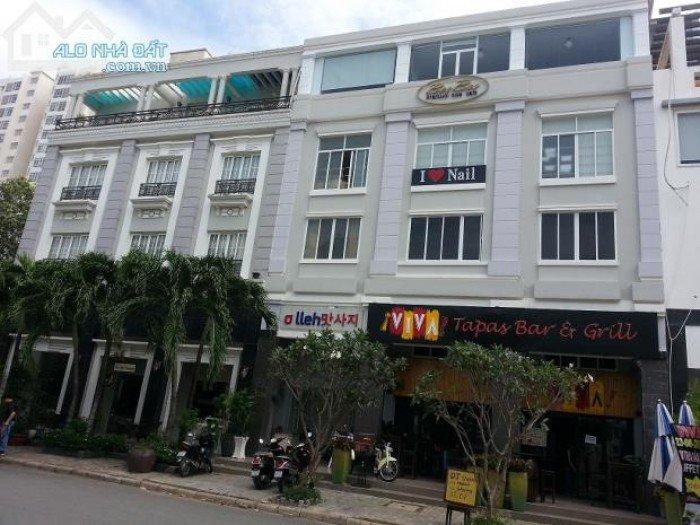 Cho thuê khách sạn 30 phòng tại Hưng Gia Hưng Phước, Phú Mỹ Hưng