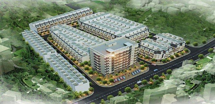 Bán nhà phố liền kề Duyên Thái, Thường Tín 65m2 giá 1.7 tỷ tiện kinh doanh buôn bán.