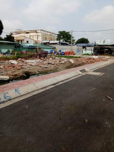 Bán nền đất thổ cư đường nội bộ 6.5m sát mặt tiền tại đường Hoàng Diệu 2, phường Linh Trung