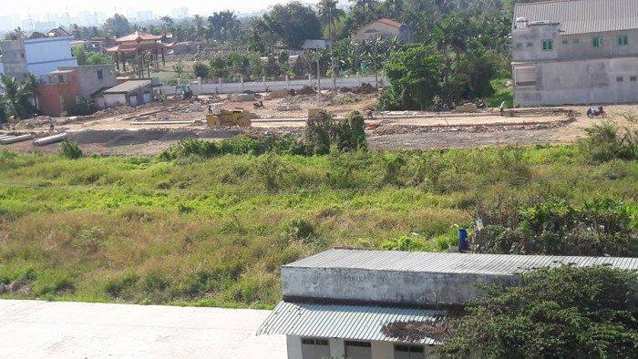 Bán đất nền dự án tại Đường 1, Phường An Phú Đông, Quận 12, Hồ Chí Minh diện tích 96m2 giá 2.3 Tỷ