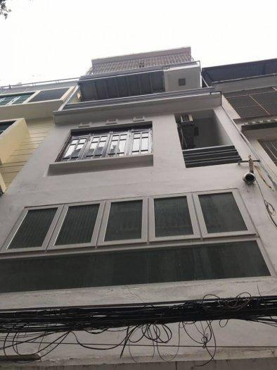 Nhà Vạn Bảo, Ba Đình: để ở, gara oto: 54 m2, 5 tầng, 10.4 tỷ.