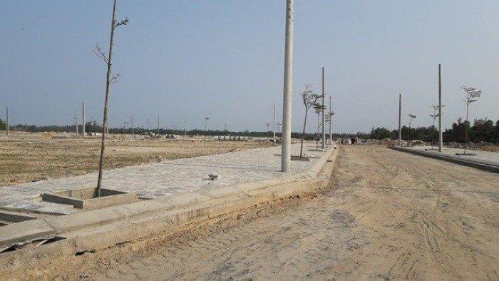 Bán gấp lô đất 141 m2 mặt tiền đường 7.5m giá 619 triệu
